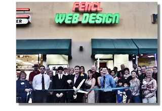 Fencl Web Design's Grand Opening